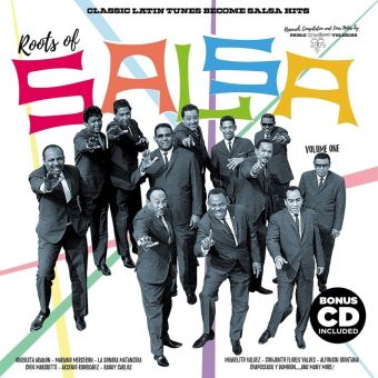Roots of salsa vol 1