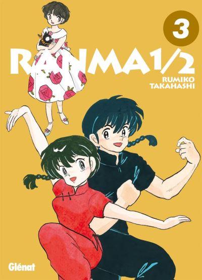 Ranma 1/2 - Édition originale - Tome 03 - 9782331048784 - 6,99 €