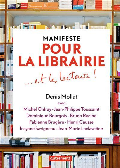 Manifeste pour la librairie
