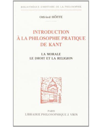 introduction philo.pratique kant