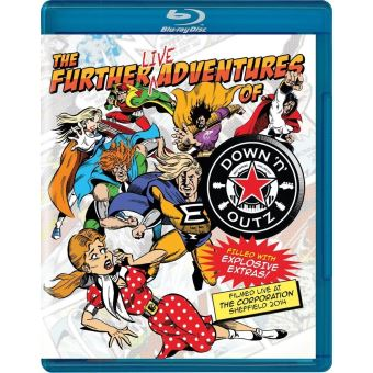 FURTHER LIVE ADVENTURES OF/BLURAY