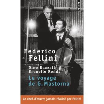 Le Voyage de G. Mastorna