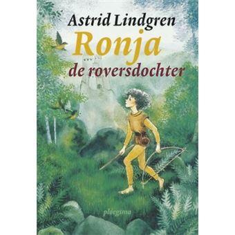 Ronja de roversdochter - gekartonneerd - Astrid Lindgren, Ilon ...