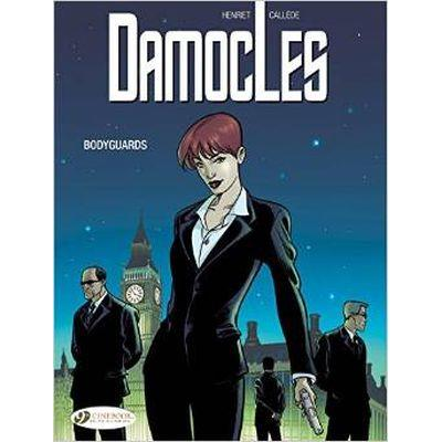 Damocles - tome 1 Bodyguards