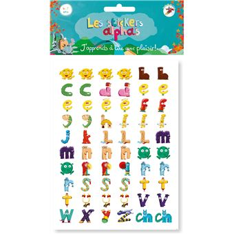 Les stickers Alphas