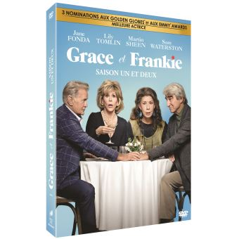 Grace and FrankieGrace and Frankie Saisons 1 et 2 DVD