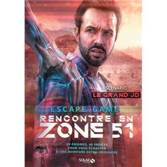 Escape Game - Rencontre en zone 51