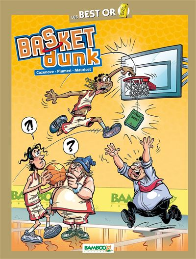 Basket dunk - Best Or