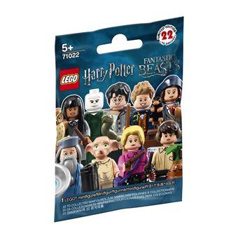 LEGO Minifigures 71022 Harry Potter - 2018_Aug Serie 19 (60ST/DISPL)-Mini