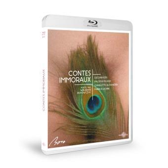 Contes immoraux Blu-ray