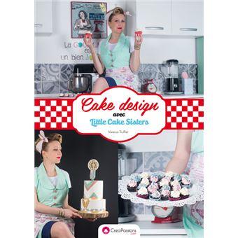 Cake Design Avec Little Cake Sisters Broche Vanessa Truffier