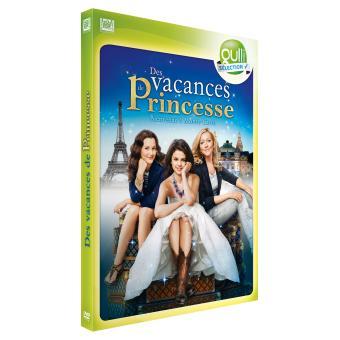 Des vacances de Princesse : Bienvenue à Monte Carlo DVD