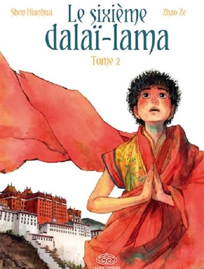 Le sixieme dalia-lama opus 2