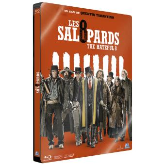 Les 8 Salopards Steelbook Blu-ray