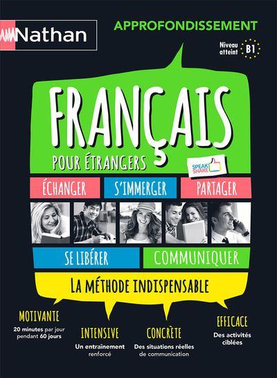 Coffret Français pour étrangers - Voie express approfondissement - 1 Livre + 1 CD audio MP3 - 2017