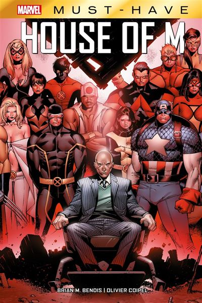 Best of Marvel (Must-Have) : House of M - 9791039101769 - 9,99 €