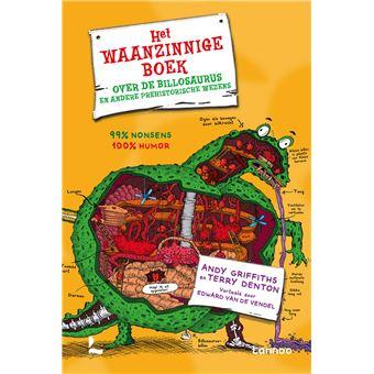 Het Waanzinnige BoekHet waanzinnige boek over de billosaurus en andere prehistorische wezens