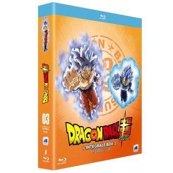 Dragon Ball SuperDragon Ball Super L'intégrale 3 Blu-ray