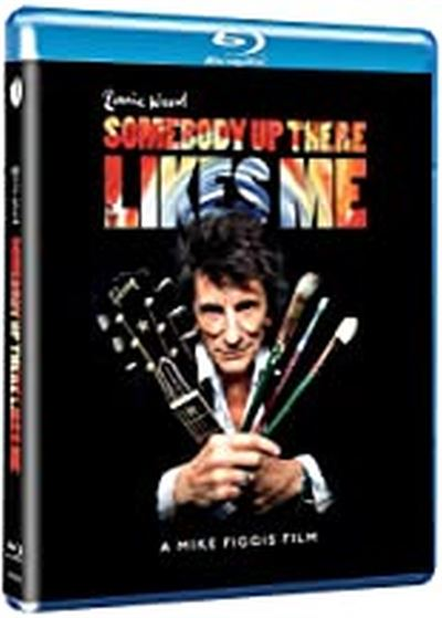 Ronnie Wood : Somebody Up There Likes Me