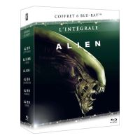 Coffret Alien Intégrale Blu-ray