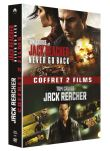 Coffret Jack Reacher 2 Films DVD