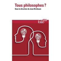 Tous philosophes?