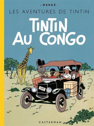 Tintin au Congo