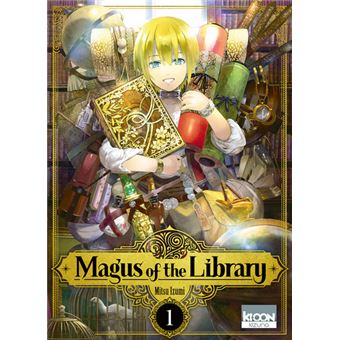 Magus Of The LibraryMagus of the Library