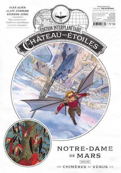 Le château des étoiles - Gazette