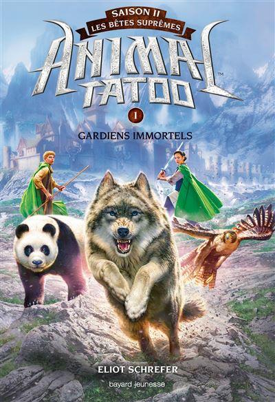 Tatoo - Les Bêtes Suprèmes (2 Tomes) – Collectif (2017)