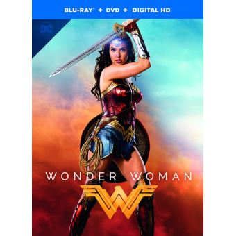 Wonder Woman | Steelbook (Bluray)