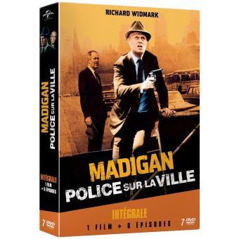 MadiganMADIGAN POLICE SUR LA VILLE-FR