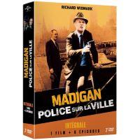 Coffret Madigan Police sur la ville Le film et la série DVD