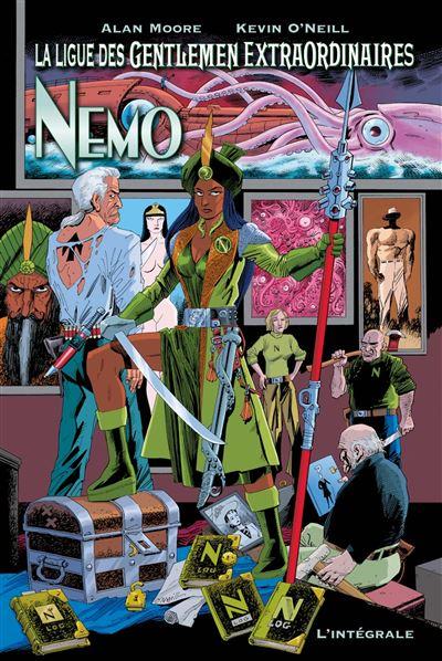 La Ligue des Gentlemen Extraordinaires: Nemo