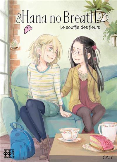 Hana no Breath T02 - Le souffle des fleurs - 9782377770458 - 4,49 €