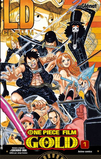 One Piece - Gold - tome 1 - One Piece Gold