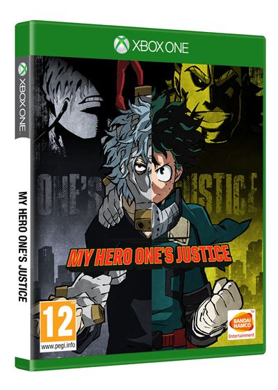 My Hero One's Justice Xbox One