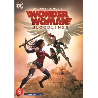 Wonder WomanWonder Woman : Bloodlines DVD