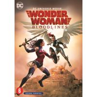 Wonder Woman : Bloodlines DVD