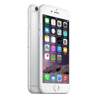 proximus apple iphone 6 16gb 4g silver mg482zd a smartphone. Black Bedroom Furniture Sets. Home Design Ideas