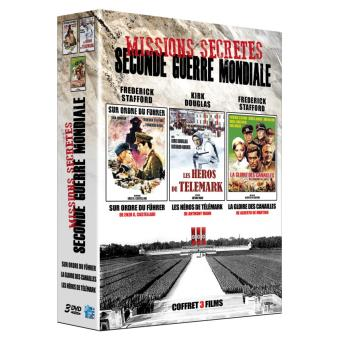 MISSIONS SECRETES DE LA SECONDER GUERRE MONDIALE-FR