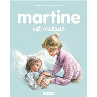 Martine Martine Est Malade