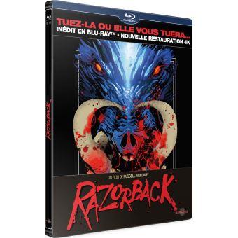Razorback Steelbook Edition Limitée Blu-ray