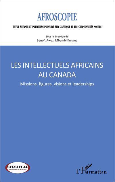 Les intellectuels africains au Canada