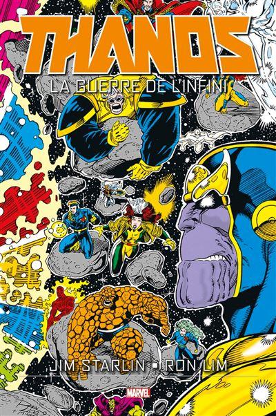 Thanos: La guerre de l'infini