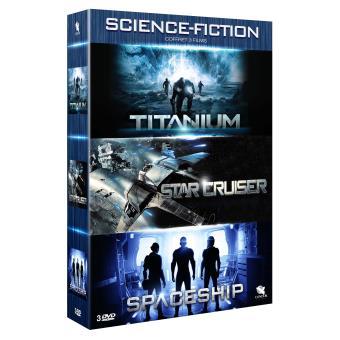 Coffret Science Fiction DVD