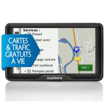gps garmin dezl 760 lmt europe 45 pays cartes trafic gratuits vie gps auto fnac. Black Bedroom Furniture Sets. Home Design Ideas