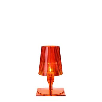 lampe de table take kartell orange achat prix fnac. Black Bedroom Furniture Sets. Home Design Ideas