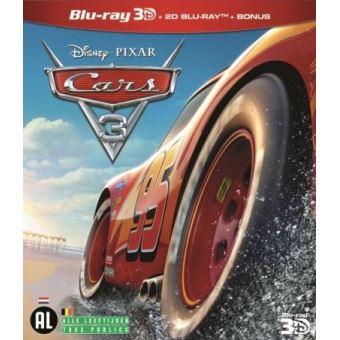 Cars 3 (3D)  Bluray
