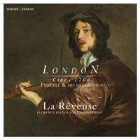 London Volume 1 Circa 1700 Purcell & His Generation